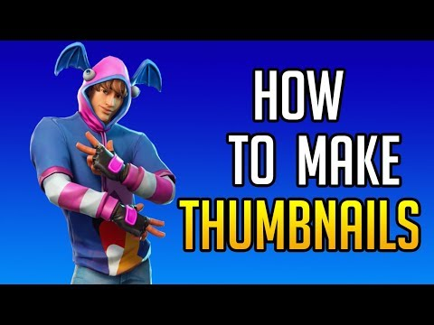 How to Make Nick Eh 30's Thumbnails Photoshop Tutorial thumbnail