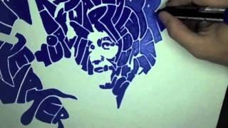 Bruce Lee - Be Water My Friend - TEKSTartist