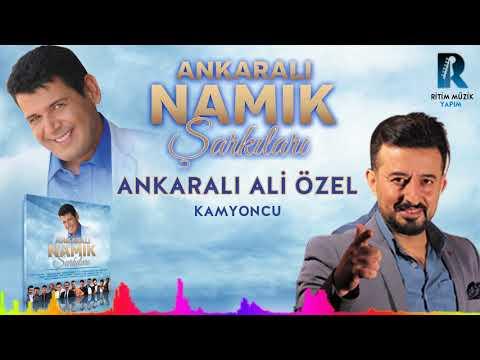 Ankaralı Namık Şarkıları -  Ankaralı Ali Özel - Kamyoncu 2018 YENİ ALBÜM (Official Audıo)