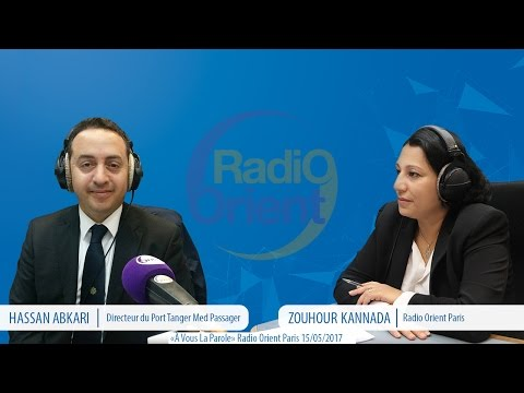 Hassan Abkari en direct sur Radio Orient Paris