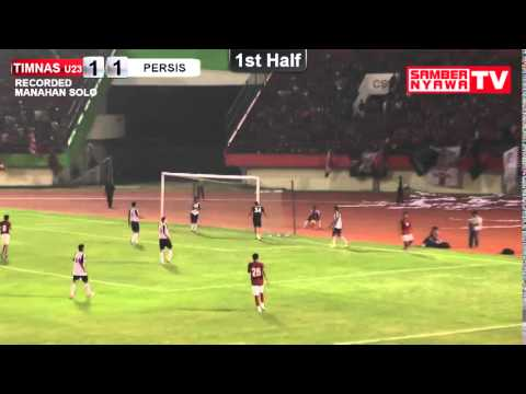 Persis Solo Vs Timnas U23 Goal Highlight Youtube