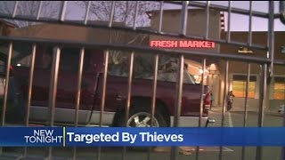 Thieves Steal Modesto Woman's Car, Then Ransack Her Home
