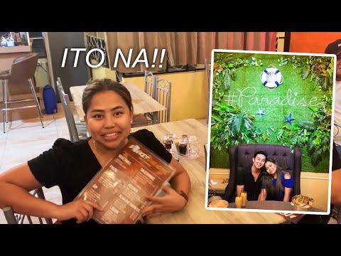 OUR RESTAURANT TOUR 😱 Menu Design and Furniture Ang Ganda Na