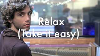 Relax (Take it easy) - Mika (Audio)