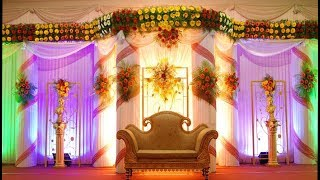 60 Attractive Wedding Decoration Ideas, Mehndi Stage Decoration Ideas, Latest Collection 2018