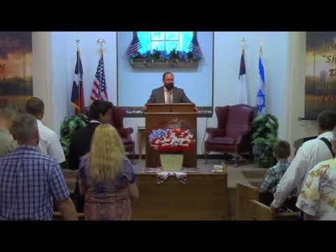 Sunday Evening Service 8-20-2017