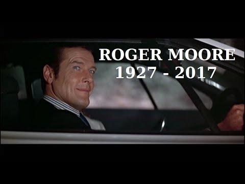 My Favorite James Bond Moments with Roger Moore