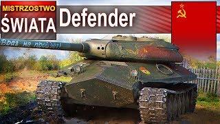 Defender / Object 252U - mistrzowski wynik - World of Tanks