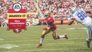 49ers to Host Madden 2017 NFL Club Series Final