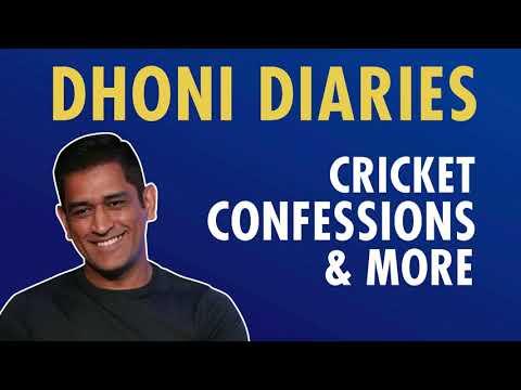 MS Dhoni's Cricket Confessions & World Cup Moments | Panerai | Chennai Super Kings