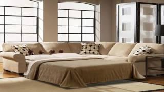 Luxury Small Sectional Sleeper Sofa