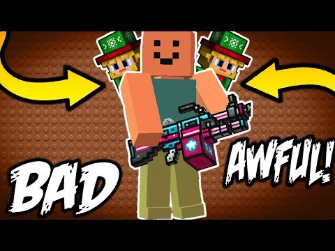 10 THINGS ONLY BAD PLAYERS DO IN PIXEL GUN 3D! (Are you a Bad Player? FIND OUT NEXT!)
