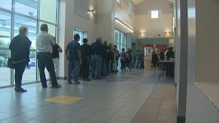 Historic early voting numbers reported in Bexar County