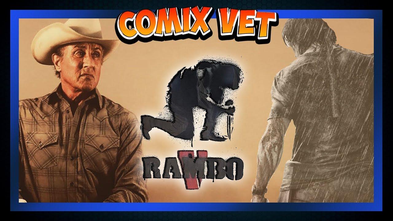 Rambo 5 Start