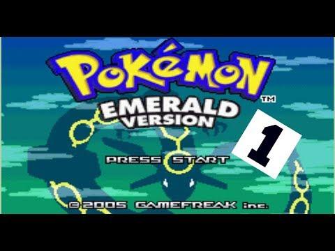 pokemon emerald online game