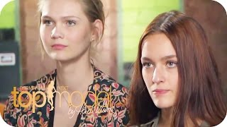 Improv Challenge: Witzlos oder scharmlos? (Erica, Jüli) | Germany's next Topmodel 2015 | ProSieben