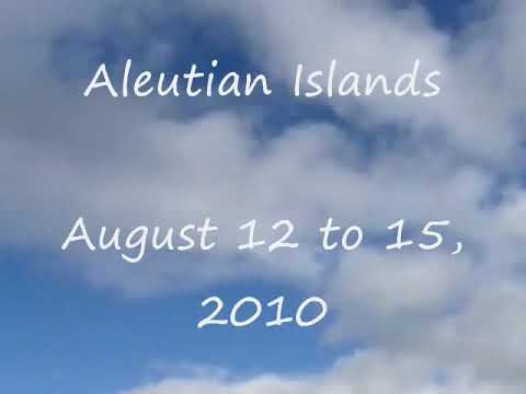 Aleutian Islands. Pure Paradise.