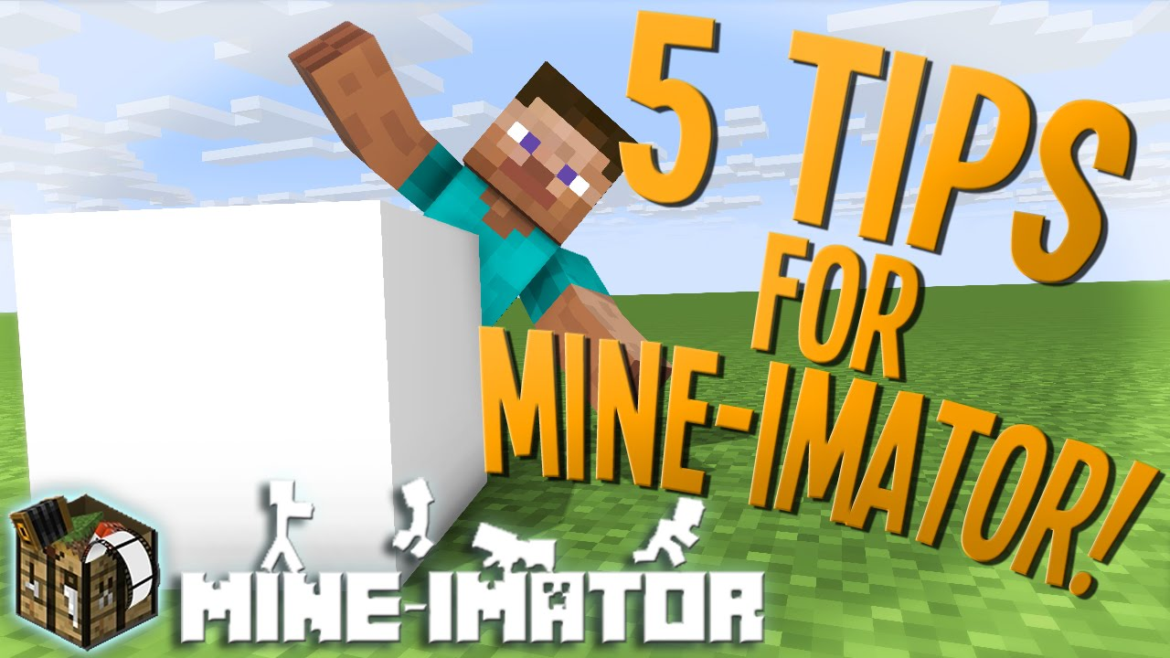 Mine Imator Tutorial Youtube