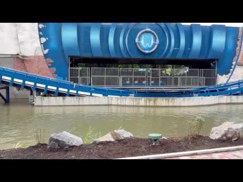 Nouveau attractions Pulsar walibi belgium