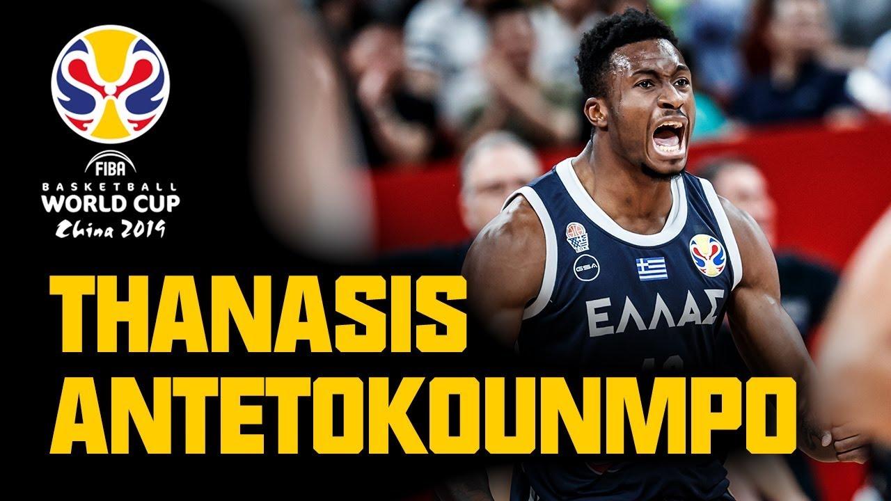 Thanasis Antetokounmpo