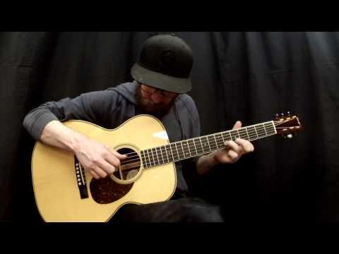 Acoustic Music Works Guitar Demo - Bourgeois Vintage OM, Adirondack and Madagascar Rosewood