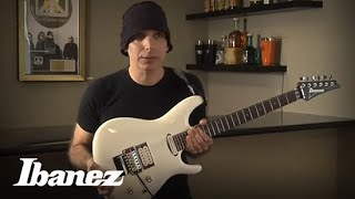 Ibanez Introducing the JS2400 Joe Satriani