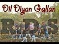Dil Diyan Gallan | Tiger Zinda Hai | Shiv Dance | Junagadh.