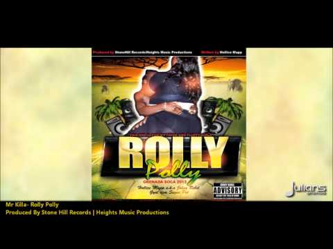 "New 2014 Mr Killa (Hollice Mapp) - ROLLY POLLY ""2014 Soca"" (Stone ..."