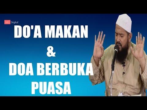 Do'a Makan & Do'a Buka Puasa   Ustadz Subhan Bawazier