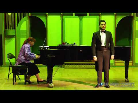 """Alin Munteanu - recitativ si arie din opera """"Nunta lui Figaro"""", de Mozart (Figaro)"""