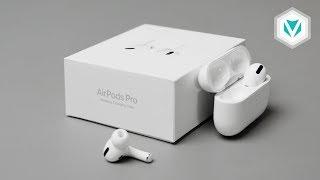 Cảm Nhận Ban Đầu Về Airpod Pro: WOW !!