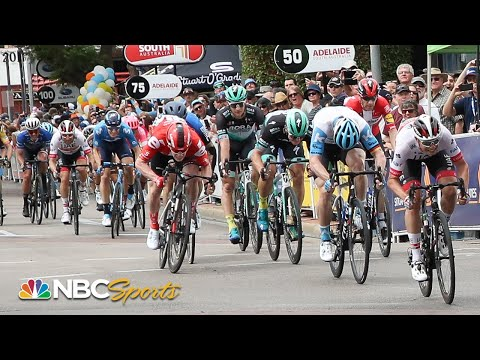 Tour Down Under 2020: Stage 4 | EXTENDED HIGHLIGHTS | NBC Sports