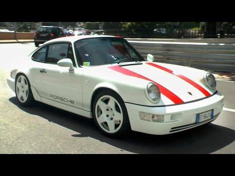 Classic Cars of Monaco 2016
