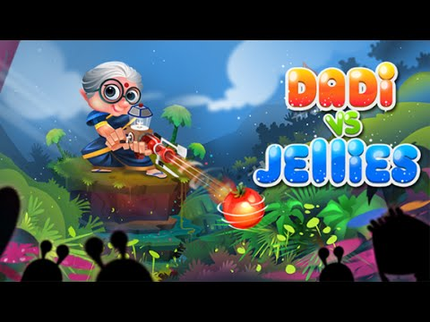 Dadi vs Jellies Android GamePlay Trailer (HD) [Game For Kids]