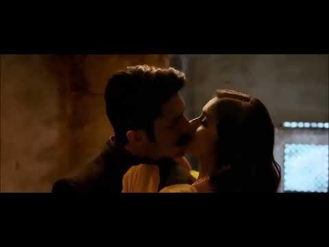 Ileana D Cruz hot kiss HD