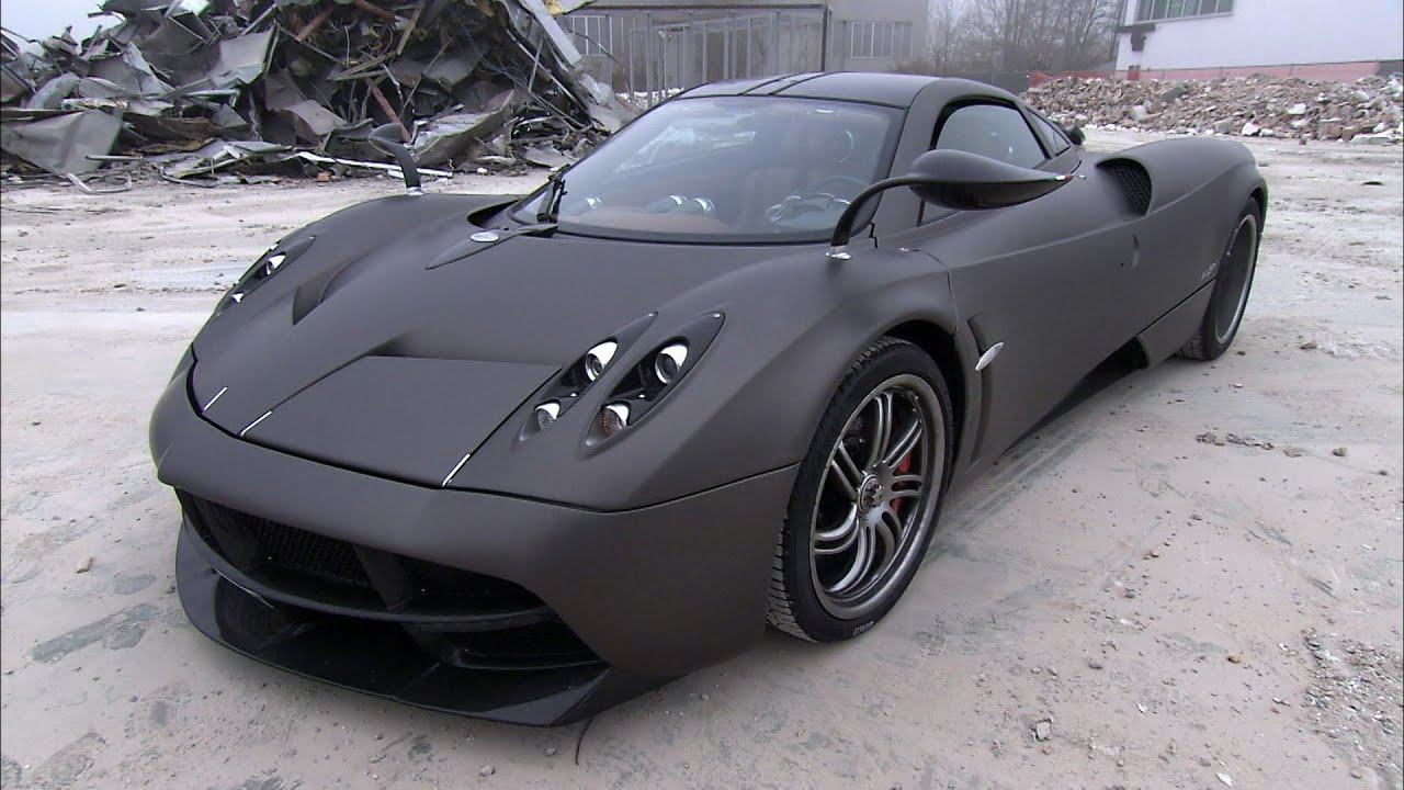 pagani huayra how it 39 s made dream car youtube. Black Bedroom Furniture Sets. Home Design Ideas
