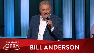 """Bill Anderson – """"City Lights / Bright Lights & Country Music Medley"""" 