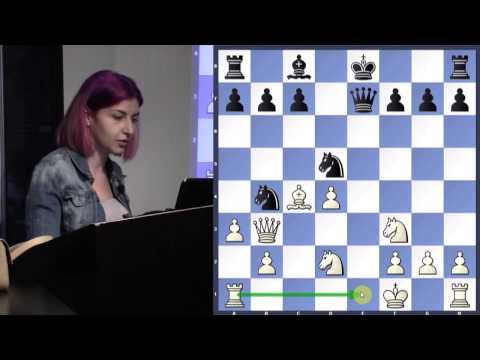 Popular Beginner Openings - WGM Tatev Abrahamyan