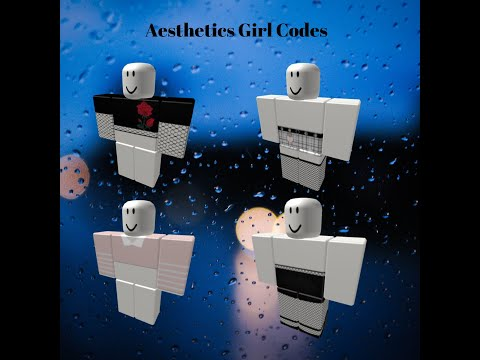 Full Download] 6 Aesthetic Roblox Clothing Id S Codes In