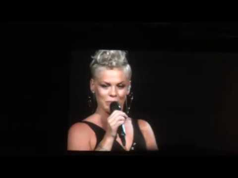 PINK - F***ing Perfect - SUMMERFEST 2017 - JULY 2, 2017 - Milwaukee, WI