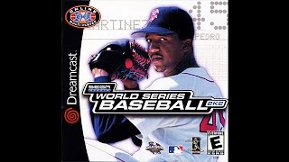 World Series Baseball 2K2 (Dreamcast) (US)