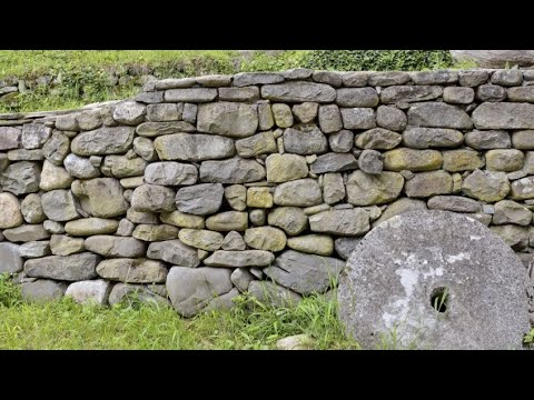 Muro De Piedra Seca Para El Jardín Bricomanía