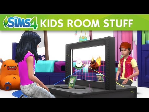 THE SIMS 4 | KIDS ROOM STUFF — OVERVIEW / GAMEPLAY + GIVEAWAY