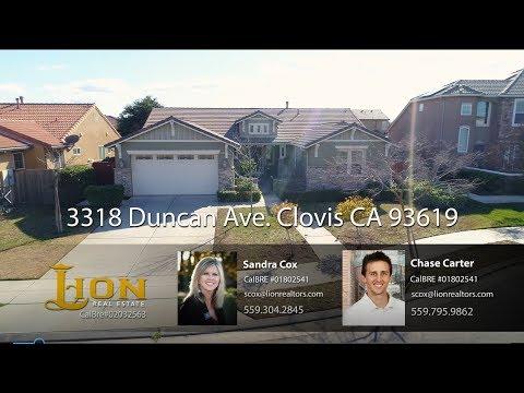 3318 Duncan Ave  Clovis CA 93619
