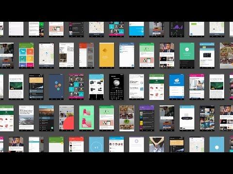 2015 Google Design Showcase - Highlights & Award Winners