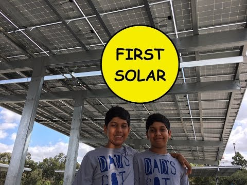 First Solar (FSLR):  a bright future for the stock