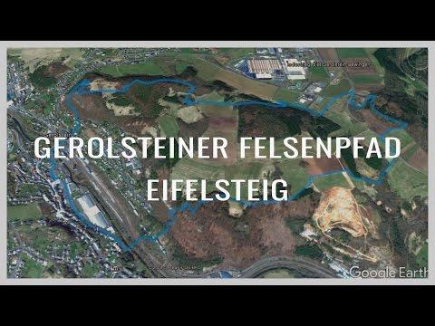 Gerolsteiner Felsenpfad | Rundwanderung am Eifelsteig | Gerolstein