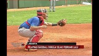 Jelang Pertandingan Asian Games, Timnas Baseball Gencar Latihan - Special Report 15/08