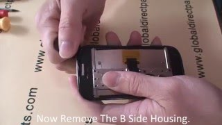 Motorola Cliq Take Apart | Tear Down Video