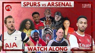 Tottenham vs Arsenal | Watch Along Live